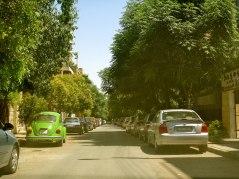 Nana's little street tucked between King Faisal Boulevard and Franciscan Avenue